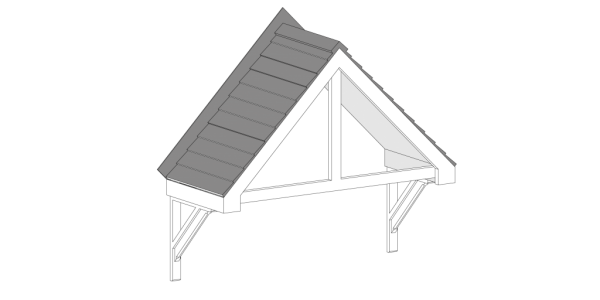 Apex Entrance Canopy