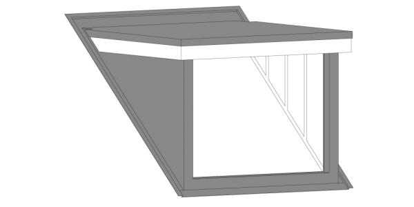Flat Top Dormers