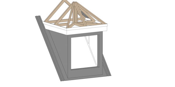 Hipped Dormers