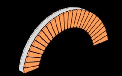 Semi Circular Arch
